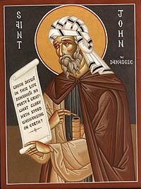 Święty Jan Damasceński