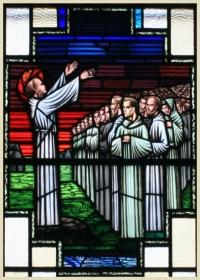 Święty Finian i jego uczniowie
