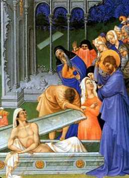 Święty Łazarz
