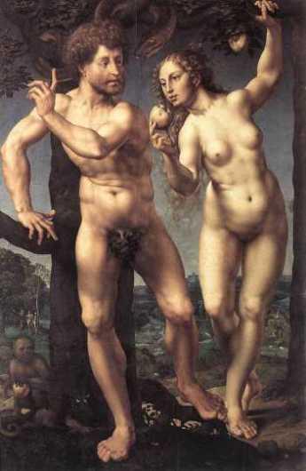 Święci Adam i Ewa
