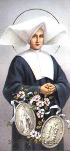 Święta Katarzyna Laboure