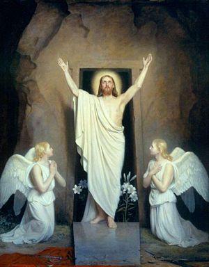 Altdorfer: Zmartwychwstanie