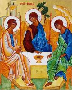 Tajemnica Trójcy Świętej